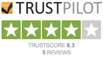 see our reviews on Trust Pilot